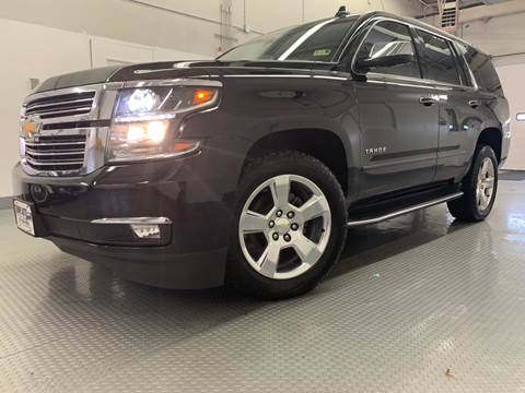 2016 Chevrolet Tahoe for sale at TOWNE AUTO BROKERS in Virginia Beach VA