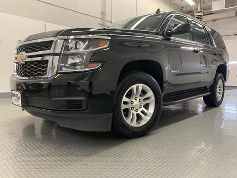 2015 Chevrolet Tahoe for sale at TOWNE AUTO BROKERS in Virginia Beach VA