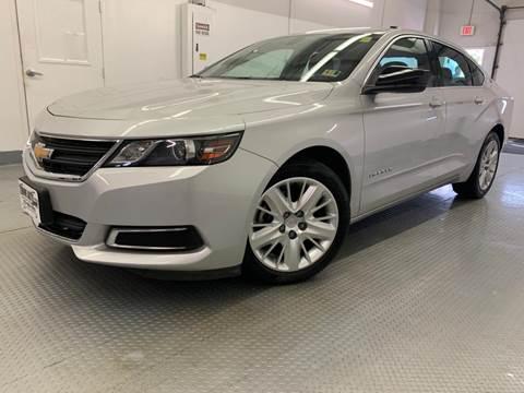 2017 Chevrolet Impala for sale at TOWNE AUTO BROKERS in Virginia Beach VA
