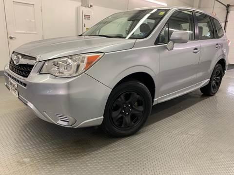 2014 Subaru Forester for sale at TOWNE AUTO BROKERS in Virginia Beach VA