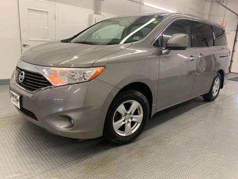 2012 Nissan Quest for sale at TOWNE AUTO BROKERS in Virginia Beach VA