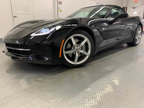 2014 Chevrolet Corvette for sale at TOWNE AUTO BROKERS in Virginia Beach VA
