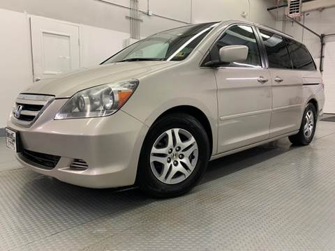 2006 Honda Odyssey for sale at TOWNE AUTO BROKERS in Virginia Beach VA