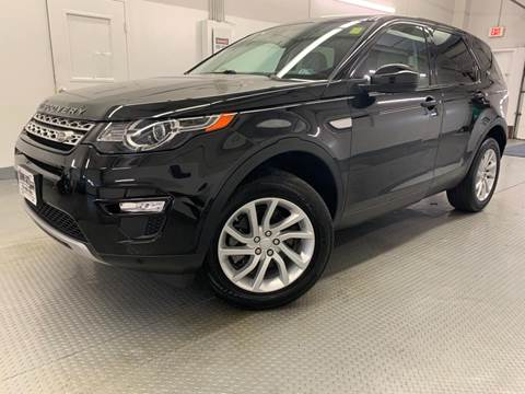 2016 Land Rover Discovery Sport for sale at TOWNE AUTO BROKERS in Virginia Beach VA