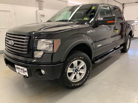 2012 Ford F-150 for sale at TOWNE AUTO BROKERS in Virginia Beach VA