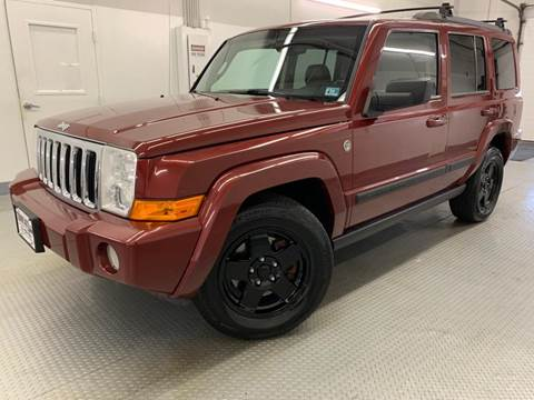 2009 Jeep Commander for sale at TOWNE AUTO BROKERS in Virginia Beach VA