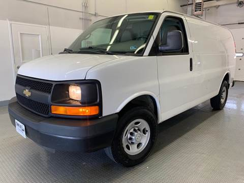 2015 Chevrolet Express Cargo for sale at TOWNE AUTO BROKERS in Virginia Beach VA
