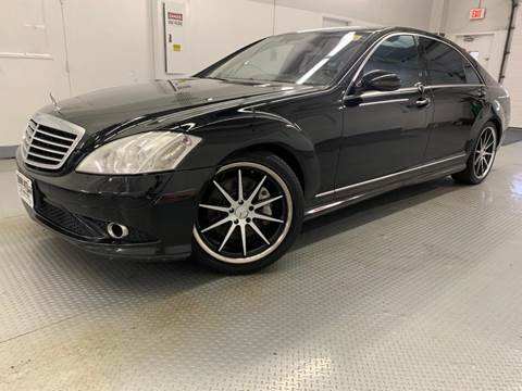 2008 Mercedes-Benz S-Class for sale at TOWNE AUTO BROKERS in Virginia Beach VA