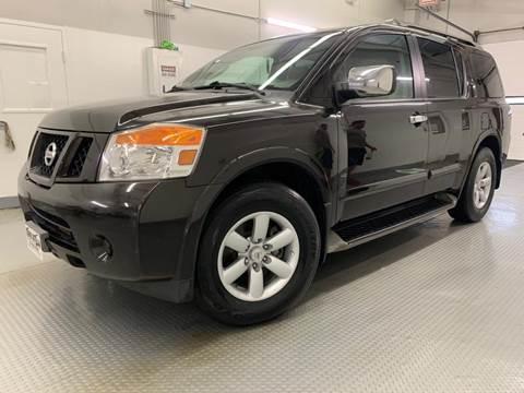 2011 Nissan Armada for sale at TOWNE AUTO BROKERS in Virginia Beach VA