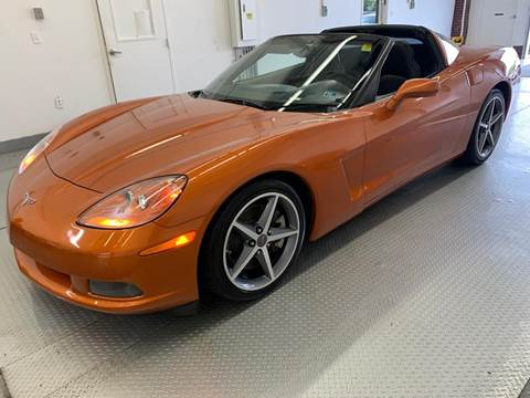 2007 Chevrolet Corvette for sale at TOWNE AUTO BROKERS in Virginia Beach VA