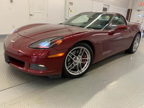 2006 Chevrolet Corvette for sale at TOWNE AUTO BROKERS in Virginia Beach VA
