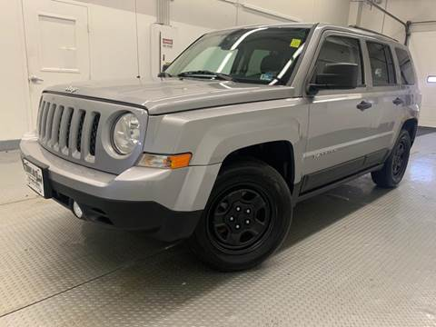 2015 Jeep Patriot for sale at TOWNE AUTO BROKERS in Virginia Beach VA
