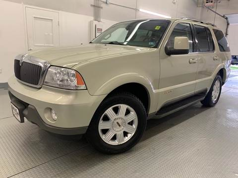 2003 Lincoln Aviator for sale at TOWNE AUTO BROKERS in Virginia Beach VA