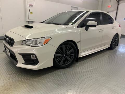 2018 Subaru WRX for sale at TOWNE AUTO BROKERS in Virginia Beach VA