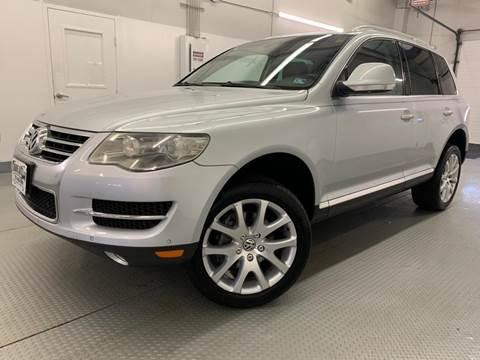 2008 Volkswagen Touareg 2 for sale at TOWNE AUTO BROKERS in Virginia Beach VA