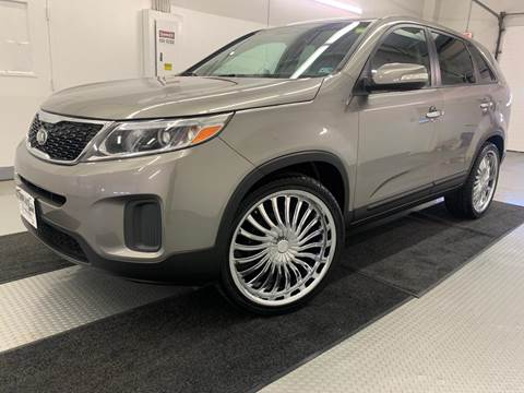 2015 Kia Sorento for sale at TOWNE AUTO BROKERS in Virginia Beach VA