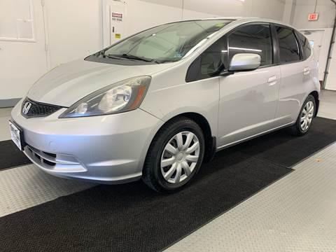 2012 Honda Fit for sale at TOWNE AUTO BROKERS in Virginia Beach VA