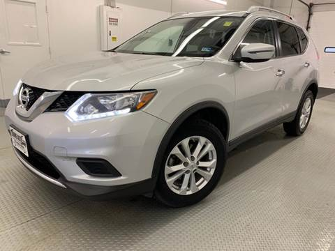 2016 Nissan Rogue for sale at TOWNE AUTO BROKERS in Virginia Beach VA
