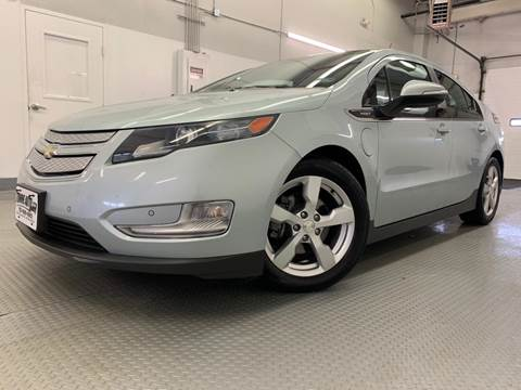 2012 Chevrolet Volt for sale at TOWNE AUTO BROKERS in Virginia Beach VA