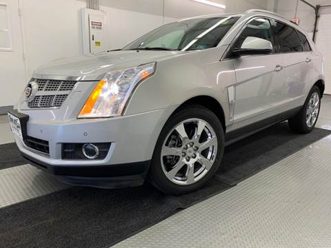 2012 Cadillac SRX for sale at TOWNE AUTO BROKERS in Virginia Beach VA