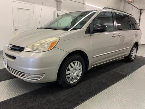 2005 Toyota Sienna for sale at TOWNE AUTO BROKERS in Virginia Beach VA