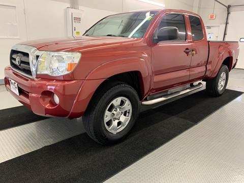 2005 Toyota Tacoma for sale at TOWNE AUTO BROKERS in Virginia Beach VA