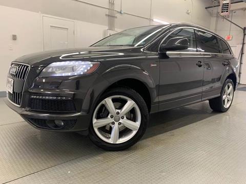 2014 Audi Q7 for sale at TOWNE AUTO BROKERS in Virginia Beach VA