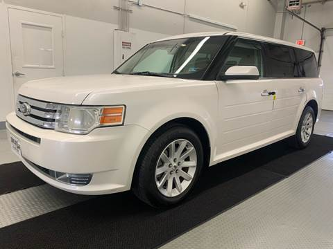 2011 Ford Flex for sale at TOWNE AUTO BROKERS in Virginia Beach VA