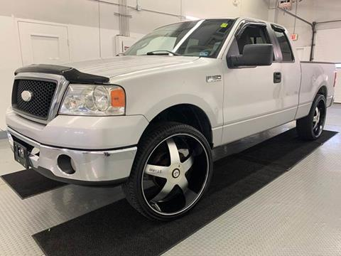 2007 Ford F-150 for sale at TOWNE AUTO BROKERS in Virginia Beach VA