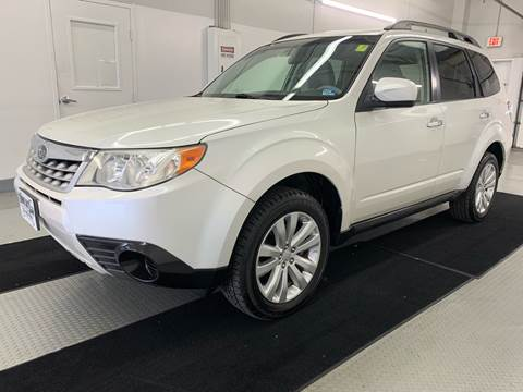2013 Subaru Forester for sale at TOWNE AUTO BROKERS in Virginia Beach VA