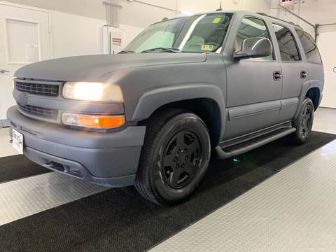 2004 Chevrolet Tahoe for sale at TOWNE AUTO BROKERS in Virginia Beach VA