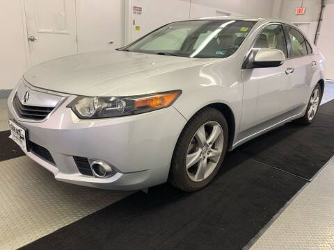 2013 Acura TSX for sale at TOWNE AUTO BROKERS in Virginia Beach VA