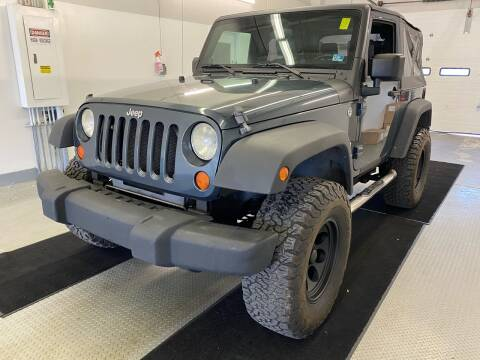 2007 Jeep Wrangler for sale at TOWNE AUTO BROKERS in Virginia Beach VA