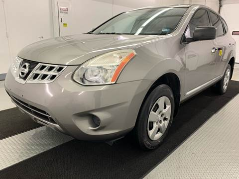 2012 Nissan Rogue for sale at TOWNE AUTO BROKERS in Virginia Beach VA