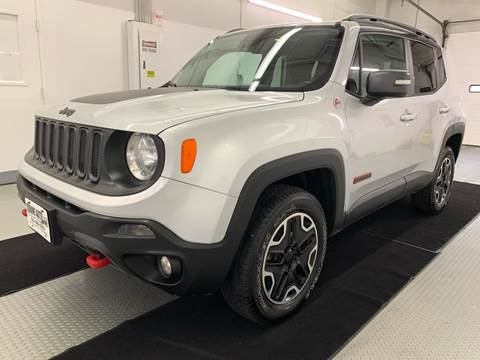 2015 Jeep Renegade for sale at TOWNE AUTO BROKERS in Virginia Beach VA