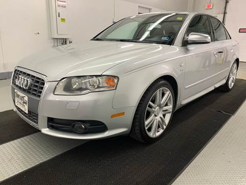 2007 Audi S4 for sale at TOWNE AUTO BROKERS in Virginia Beach VA