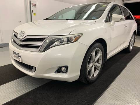 2013 Toyota Venza for sale at TOWNE AUTO BROKERS in Virginia Beach VA