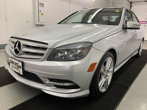 2011 Mercedes-Benz C-Class for sale at TOWNE AUTO BROKERS in Virginia Beach VA