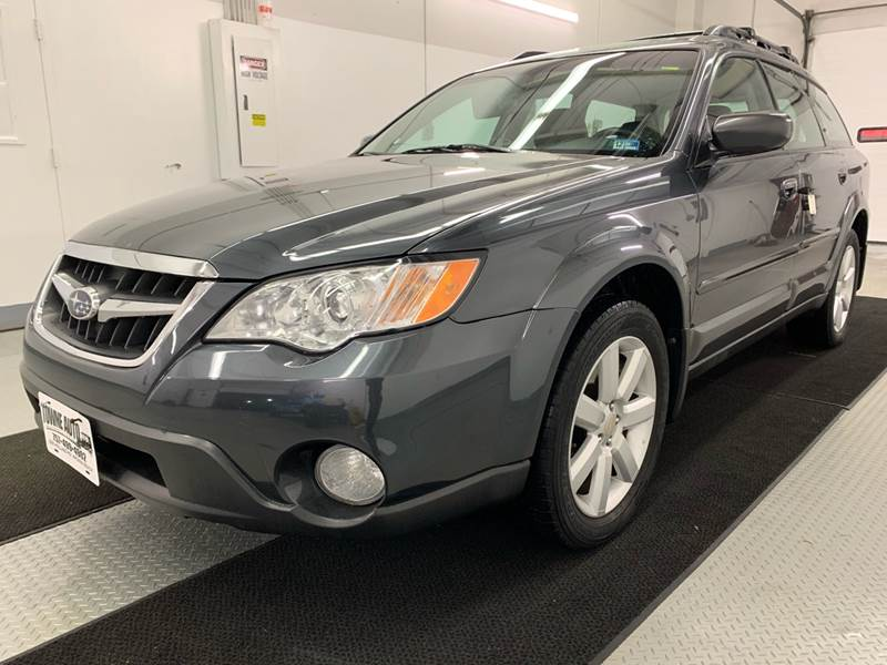 2008 Subaru Outback for sale at TOWNE AUTO BROKERS in Virginia Beach VA