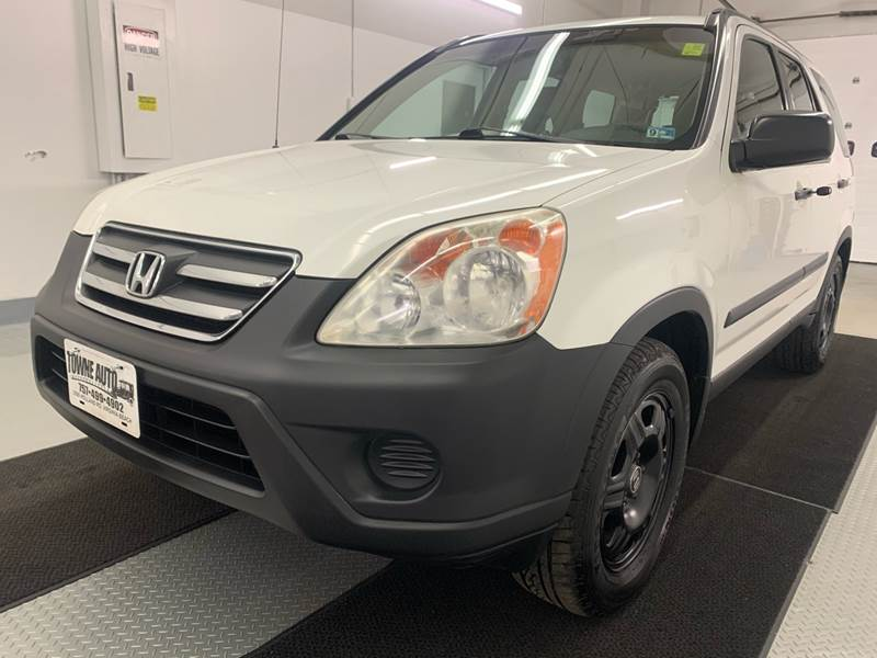 2006 Honda CR-V for sale at TOWNE AUTO BROKERS in Virginia Beach VA