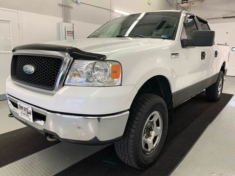 2008 Ford F-150 for sale at TOWNE AUTO BROKERS in Virginia Beach VA