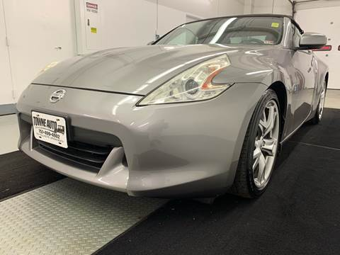 2010 Nissan 370Z for sale at TOWNE AUTO BROKERS in Virginia Beach VA