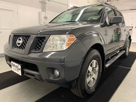 2010 Nissan Frontier for sale at TOWNE AUTO BROKERS in Virginia Beach VA