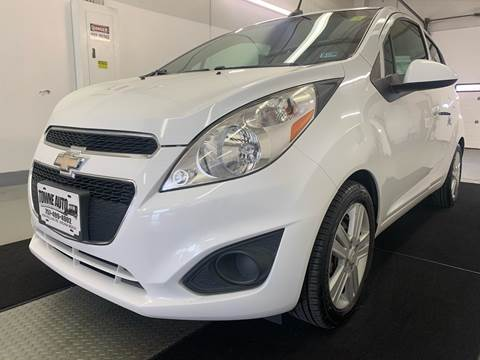 2014 Chevrolet Spark for sale at TOWNE AUTO BROKERS in Virginia Beach VA
