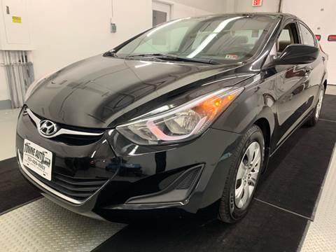 2016 Hyundai Elantra for sale at TOWNE AUTO BROKERS in Virginia Beach VA