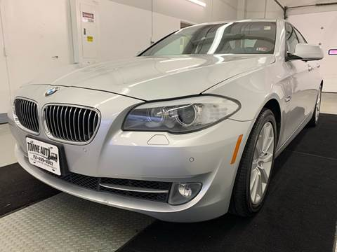 2012 BMW 5 Series for sale at TOWNE AUTO BROKERS in Virginia Beach VA