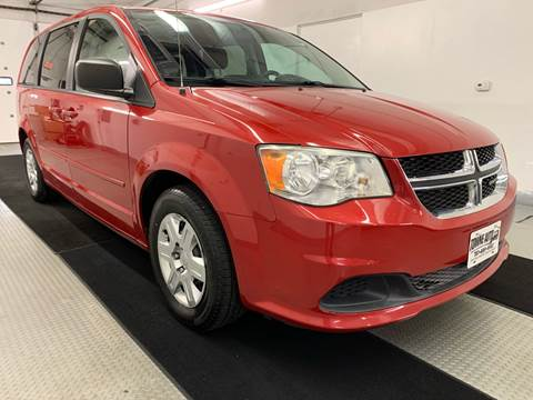 2013 Dodge Grand Caravan for sale at TOWNE AUTO BROKERS in Virginia Beach VA
