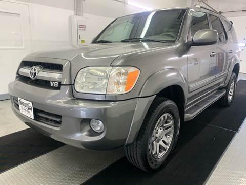 2005 Toyota Sequoia for sale at TOWNE AUTO BROKERS in Virginia Beach VA