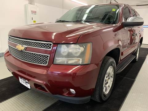 2008 Chevrolet Tahoe for sale at TOWNE AUTO BROKERS in Virginia Beach VA