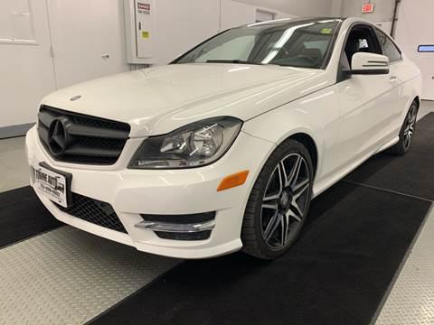2015 Mercedes-Benz C-Class for sale at TOWNE AUTO BROKERS in Virginia Beach VA